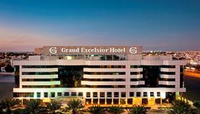 Grand Excelsior Hotel Deira - Dubai - Building