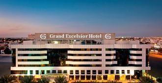 德伊勒格蘭德埃克塞爾西奧酒店 - 杜拜 - 建築