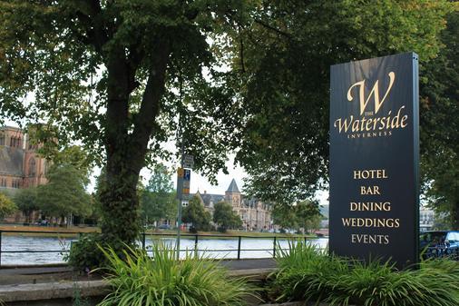 The Waterside Hotel Inverness - Inverness - Θέα στην ύπαιθρο