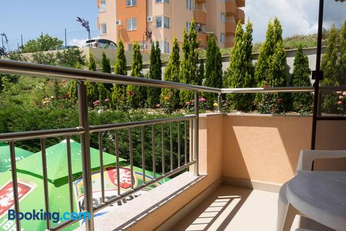 City Hotel Blagoevgrad - Blagoevgrad - Balcony