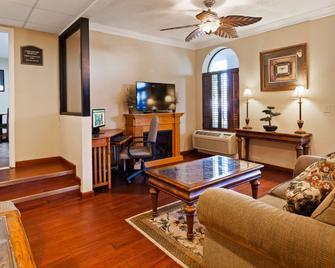 Best Western Bradford Inn - Swainsboro - Living room