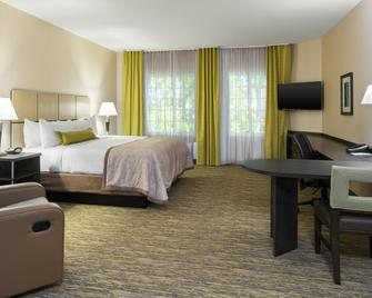 Candlewood Suites Grove City - Outlet Center - Mercer - Bedroom