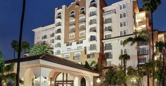Embassy Suites by Hilton Santa Ana Orange County Airport - Санта-Ана - Здание