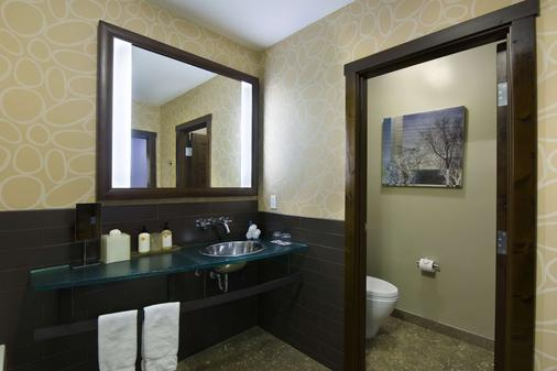 The Oxford Hotel Bend - Bend - Bathroom