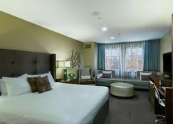 The Oxford Hotel Bend - בנד - חדר שינה