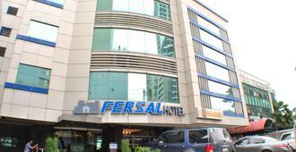 Fersal Hotel Neptune Makati - Makati - Building