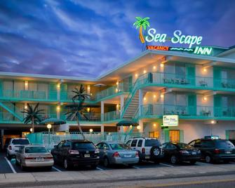 Sea Scape Inn - Wildwood Crest - Building