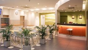 Ueno Hotel - Tokio - Recepción