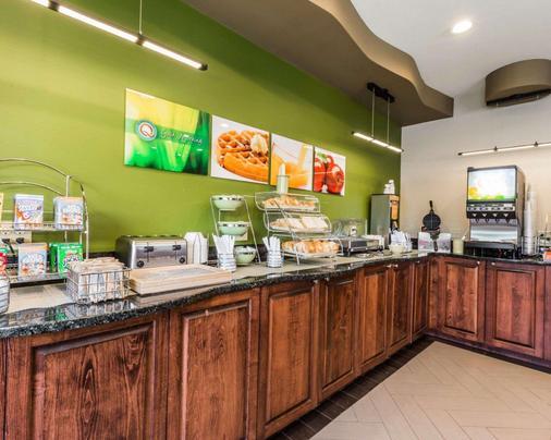 Quality Inn & Suites Birmingham - Highway 280 - Birmingham - Buffet