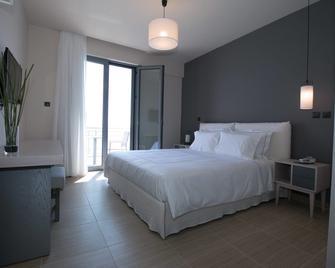 Infinity Hotel Gytheio - Gytheio - Slaapkamer