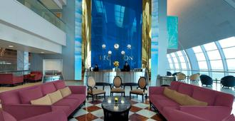 Dubai International Hotel, Dubai Airport - Dubai - Lobby