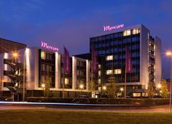 Mercure Hotel Groningen Martiniplaza - Groningen - Gebäude