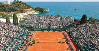 Monte-Carlo Bay Hotel & Resort - Μονακό - Κτίριο