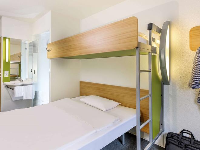 ibis budget Hannover Garbsen - Garbsen - Bedroom
