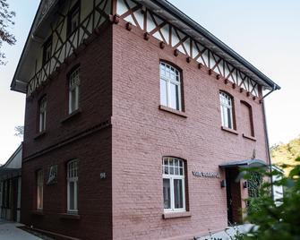 Villa Waldesruh - Siegburg - Gebäude