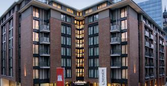 Lindner Hotel Am Michel - Hamburgo - Edifício