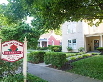 Red Rose Inn Bed & Breakfast - Bardstown - Building