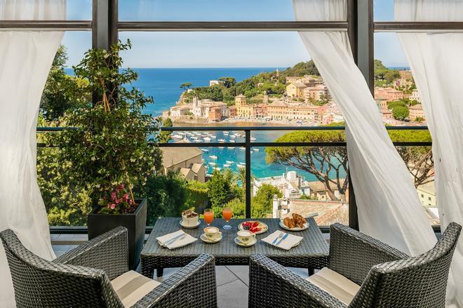Hotel Vis À Vis - Sestri Levante - Edificio