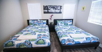Los Angeles Culver City Rooms - לוס אנג'לס - חדר שינה