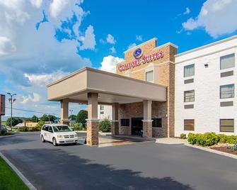 Comfort Suites Airport - Alcoa - Building