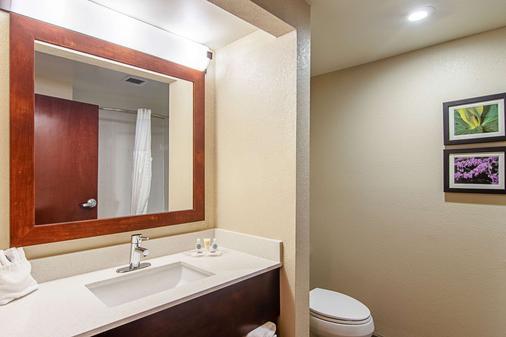 Comfort Suites Airport - Alcoa - Μπάνιο