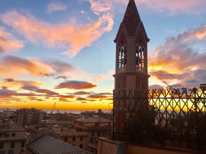 Torre Pilù - Genoa