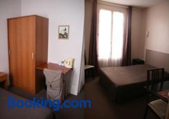 Hôtel du Roussillon - Paris - Bedroom