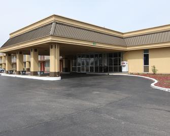 Americas Best Value Inn & Suites Greenville - Greenville - Gebouw