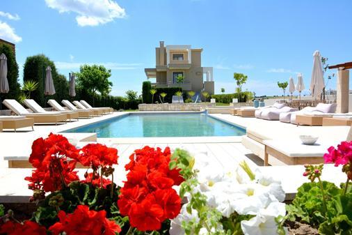 Niovi Boutique Apartments - Kassandreia - Bể bơi
