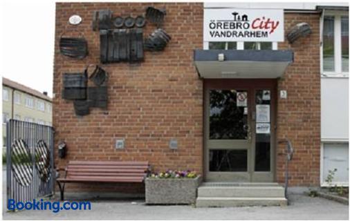 Orebro City Hostel - Örebro - Building