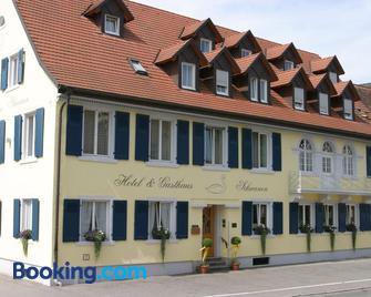 Hotel-Restaurant Schwanen - Вайль-на-Рейне - Здание