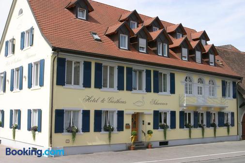 Hotel-Restaurant Schwanen - Weil am Rhein - Building