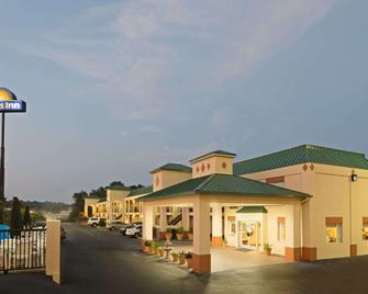 Days Inn by Wyndham Greenville - Greenville - Gebouw