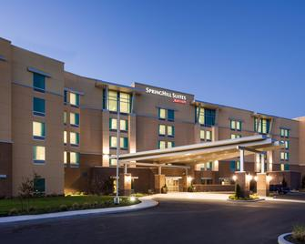 SpringHill Suites by Marriott Kennewick Tri-Cities - Kennewick - Building