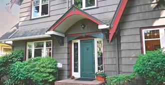 Point Grey Guest House - ונקובר - בניין