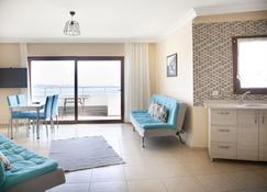 Beyaz Konak Evleri - Datça - Living room