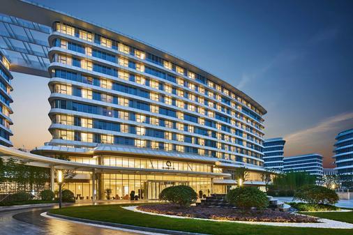 上海虹橋綠地鉑驪酒店 - 上海 - 建築