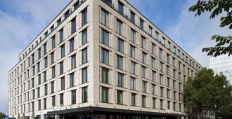 Hotel AMANO Grand Central - Berlin - Toà nhà
