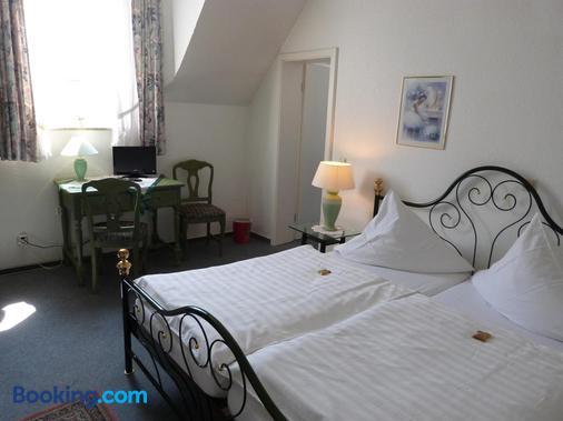 Hotel Restaurant Jägerhof - Mayen - Bedroom