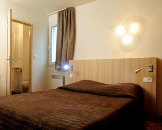 Hotel & Residence Albertville - Tournon - Schlafzimmer