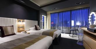 Shibuya Excel Hotel Tokyu - טוקיו - חדר שינה