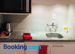 蓬塔卡雷塔斯公寓 - 蒙得維亞(烏拉圭) - 廚房