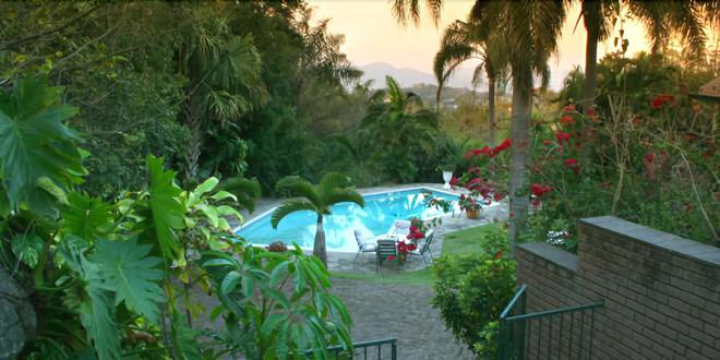 The Palms Guesthouse - Nelspruit - Piscina
