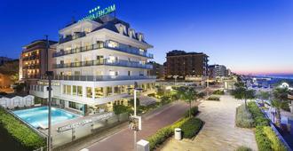 Hotel Michelangelo - Riccione - Building