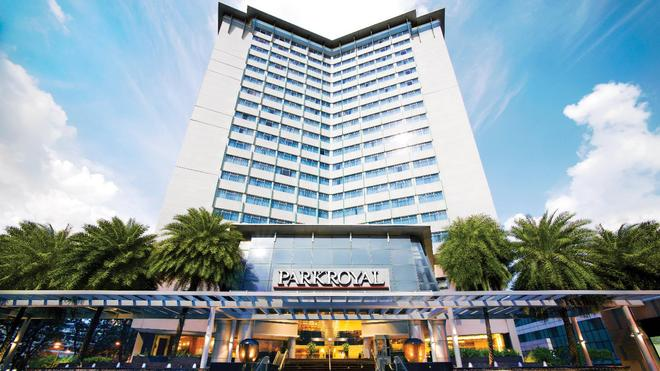 Parkroyal on Kitchener Road - Singapore - Building