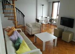 Txingudi by Basquelidays - Hondarribia - Living room
