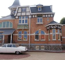 Charmehotel Villa Saporis