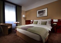 Best Western Premier Hotel Slon - Ljubljana - Bedroom