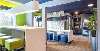 ibis budget Rouen Petit-Quevilly - Le Grand-Quevilly - Restaurante