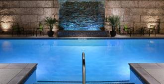 Springhill Suites By Marriott San Antonio Northwest At The Rim - San Antonio - Pool